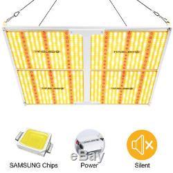 Kingplus 4000w Led Grow Light Samsung Lm301b Intérieur Toutes Les Étapes Veg Flower