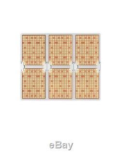 L. E. D Dimmable Samsung Lm301b Quantum Conseil 660nm + Uv Et Ir Veg / Fleur Élèvent La Lumière