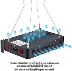 Led 1000w Élèvent La Lumière À Spectre Complet Pour Plantes D'intérieur Et Veg Fleur 1000 Watts