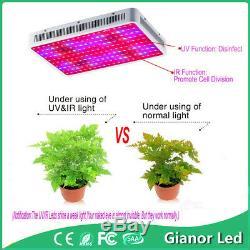 Led 2000w Croître Lampe Kits Lumière Pour Plante Vegs Hydroponique Croissance Full Spectrum