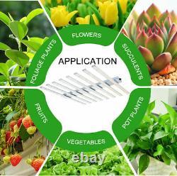 Led Plant Grow Light 660w Full Spectrum 8 Bar Lamp Ip54 Pour Veg Flower Bloom Nouveau