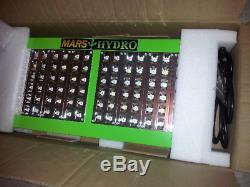 Mars Hydro 480w Led Grow Light Kit Spectre Complet De La Lampe De Plantes D'intérieur & Veg Fleurs