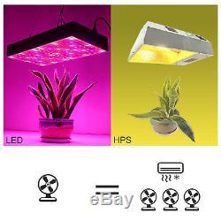 Mars Hydro Eco 600w Led Grow Light Full Spectrum Hydroponique Usine Veg Et Bloom