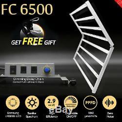 Mars Hydro Fc 6500 Led Grow Ampoule Samsunglm301b Pour L'intérieur Plante Veg Fleur