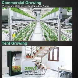 Mars Hydro Fc-e 3000 Led Grow Light Full Spectrum Uv Ir Indoor Plant Veg Flower