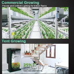 Mars Hydro Fc-e 3000 Led Grow Light Full Spectrum Uv Ir Indoor Plants Veg Flower