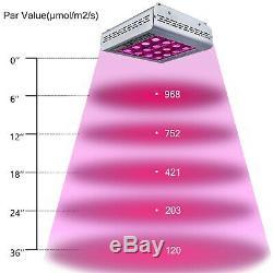 Mars Hydro Nouvelle Pro II 400w Led Grow Light Pour L'usine Lampe D'intérieur Veg Fleur Ir