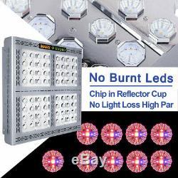 Mars Hydro Pro II 1600w Full Spectrum Led Lampes De Plantes D'intérieur Veg Fleur