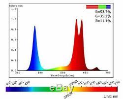 Mars Hydro Réflecteur 1000w Full Spectrum Led Grow Light Intérieur Plante Veg Fleur