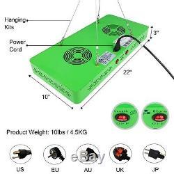 Mars Hydro Réflecteur 600w Led Grow Light Full Spectrum Veg Bloom Pour Hydroponique
