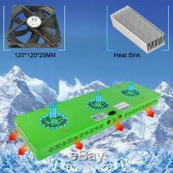 Mars Hydro Réflecteur 800w Led Grow Light Spectre Complet Des Plantes D'intérieur Veg Fleurs