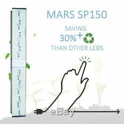 Mars Hydro Sp 150 Led Grow Light Full Spectrum Veg Fleur Étanche À L'eau Intérieure