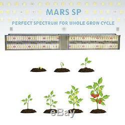 Mars Hydro Sp150 Led Grow Light Full Spectrum 400w Hydroponique Indoor Veg Fleurs