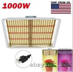 Mars Hydro Ts 1000w Led Grow Light Full Spectrum For All Indoor Plant Veg Flower