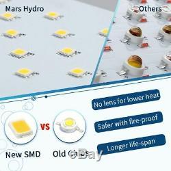Mars Hydro Ts 1000w Led Grow Light Full Spectrum Pour Tous D'intérieur Plante Veg Fleur