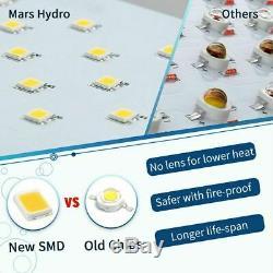 Mars Hydro Ts 1000w Led Grow Light Sunlike Full Spectrum Hydroponique Veg Fleur