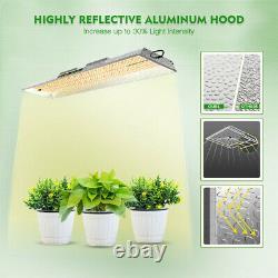 Mars Hydro Tsl 2000w Led Grow Light Full Spectrum Home Grden Indoor Veg Bloom Ir