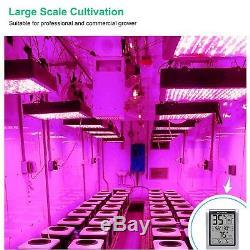 Mars II 900w Upgraded Led Grow Light Full Spectrum Veg Bloom Pour Plantes D'intérieur