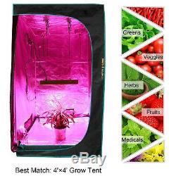 Mars Réflecteur 1000w Full Spectrum Led Grow Light Indoor Hydro Plante Veg Fleur