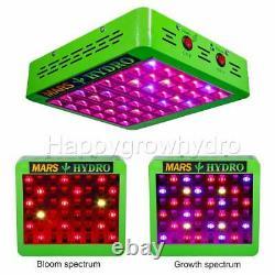 Marshydro Réflecteur 240w Led Grow Light Full Spectrum Veg Flower Medical Plant P