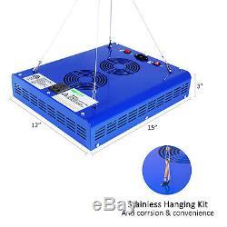 Meizhi 600w Led Grow Light Full Spectrum Pour Plantes D'intérieur Veg Hydroponique Ir