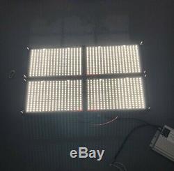 Quantum Led Veg Grow Lumière V3 550, Withmeanwell Pilote Hlg-480h, W Samsung Lm301h