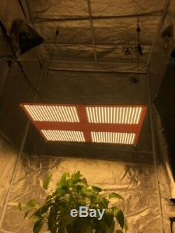 Red Quantum Led Veg Grow Lumière V2 550, Withmeanwell Hlg-480h, W Samsung Lm301b