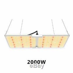 Spider Fermier 4000w Led Grow Light Samsung Lm301b Intérieur Toutes Les Étapes Veg Flower