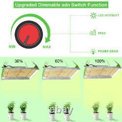 Sunshine Farmre 3000w Led Grow Light Full Spectrum Veg Bloom Indoor Plant Lamp I