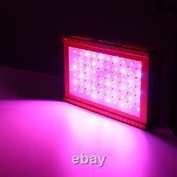 Tmlapy 2x1000w Led Plant Grow Light Full Spectrum Grow Lamp For Indoor Veg&bloom