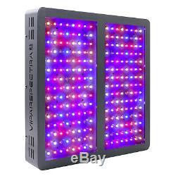 Viparspectra 1200w Led Grow Light Full Spectrum Pour Plantes D'intérieur Veg Et Fleurs