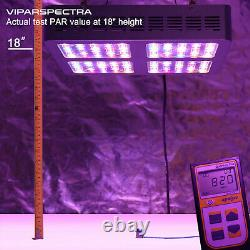 Viparspectra 600w Led Grow Light Full Spectrum For Home Indoor Plants Veg Flower