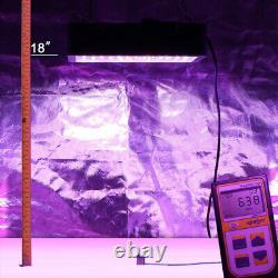 Viparspectra Dimmable 1000w Led Grow Light Spectrum Complet Pour Tout Pant À Fleurs Veg