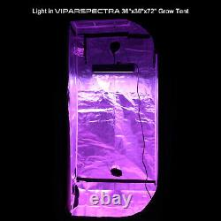 Viparspectra Dimmable 1200w Led Grow Light Full Spectrum For Plants Veg Bloom