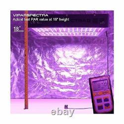 Viparspectra Led Grow Light Full Spectrum 1200w Plantes Intérieures Fleurs Végétales
