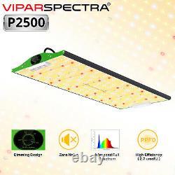 Viparspectra P2500 Full Spectrum Led Grow Light For All Indoor Plants Veg Flower