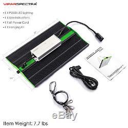Viparspectra Pro Series P2000 Led Grow Light Sunlike Full Spectrum Pour Veg & Bloom