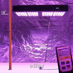 Viparspectra Série Chronocommande Tc600 600w Led Grow Light Dimmable Veg / Bloom